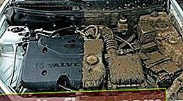 очищувач двигуна
