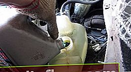 Výměna nemrznoucí směsi VAZ 2110