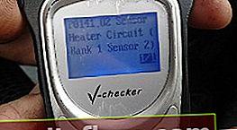 P0141: Kôd neispravnosti kruga grijača osjetnika kisika B1S2