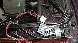 Zámek zapalování VAZ 2110