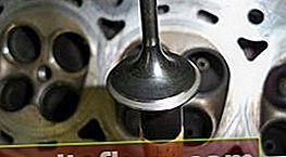 притирання клапанів
