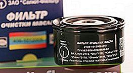 Olejový filtr Priora