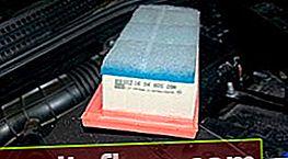 Vzduchový filtr Lada Vesta