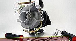 Kvarovi automobilske turbine. Kako mogu riješiti problem?