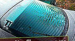 Ремонт ниток обігріву заднього скла