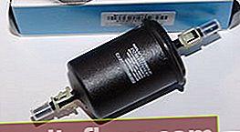 Palivový filtr pro Lada Grant