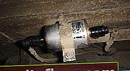 Palivový filtr Lada Priora
