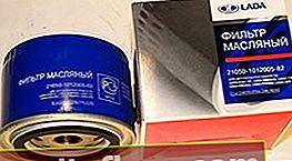 Olejový filtr VAZ 2110