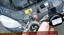 Výměna kartáčů generátoru Priora
