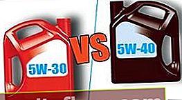 5W30 и 5W40 - каква е разликата между моторните масла