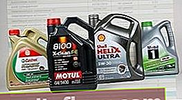 Характеристики на моторните масла