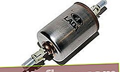 Palivový filtr pro VAZ 2110, 2111 a 2112