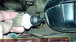 Elektrokorektorové světlomety pro VAZ