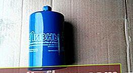 Palivový filtr UAZ Patriot 409