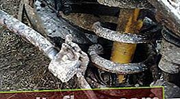 Jak vyměnit zadní pružiny na modelu VAZ 2101 - 2107