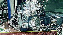 DIY oprava motoru VAZ 2112