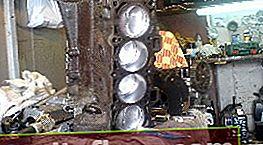 Oprava motoru VAZ 2109