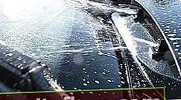 Kapalina do ostřikovačů letního skla
