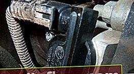 DPDZ - snímače polohy škrticí klapky v Prioře a Kalině