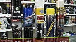 Поліроль для пластика в салоні автомобіля