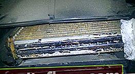 Ремонт радіатора грубки