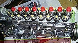 Ремонт и настройка на RQ регулатори на помпа за впръскване на гориво Kamaz