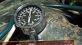 Компресія на гарячому двигуні