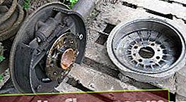 Výměna zadních vycpávek VAZ 2109