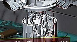 Схема бензонасоса: механічний, електричний