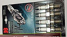 Свещи за ВАЗ 2113/2114/2115