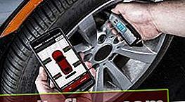 Як перевірити датчики тиску в шинах