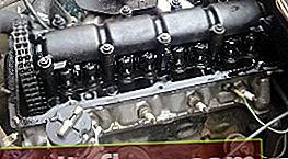Instalace motoru VAZ 2101