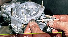 Nastavení karburátoru VAZ 2105