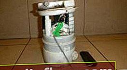 Palivový filtr Lada Largus