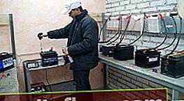 Особливості обслуговування автомобільних акумуляторів