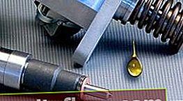 Змащувальні присадки для дизельного палива і ТНВД