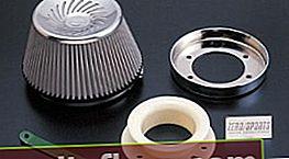 Въздушен филтър с нулево съпротивление: препоръчително инсталиране и недостатъци