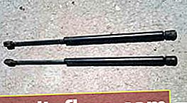 Амортизатори для Ауді 80 В3 і В4