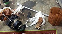 Заміна паливного фільтра Авео Т300