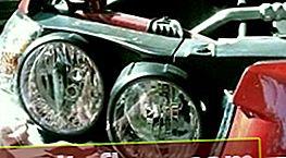 Регулювання фар Chevrolet Aveo T300