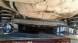 Заміна амортизаторів і задніх пружин на Daewoo Nexia, Lanos, Sens