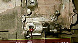 Смяна на масло в ръчна скоростна кутия на Ford Focus 2