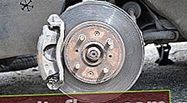 Гальмівні диски для Хонда Цивік 4D