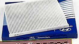 Innenraumfilter Hyundai Solaris