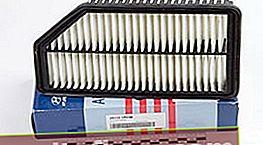 Luftfilter Hyundai Solaris