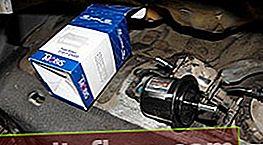 Kraftstofffilter für Hyundai Accent 2