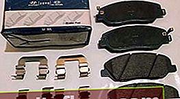 Bremsbeläge für Hyundai Santa Fe