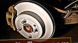 Спирачни дискове за Kia Rio 3