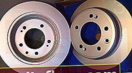 Спирачни дискове за Kia Sportage 3