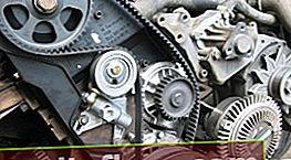 Заміна ременя ГРМ на двигуні 1G-FE